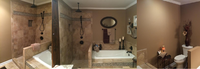 Highlight for Album: Complete Master Bath Renovation